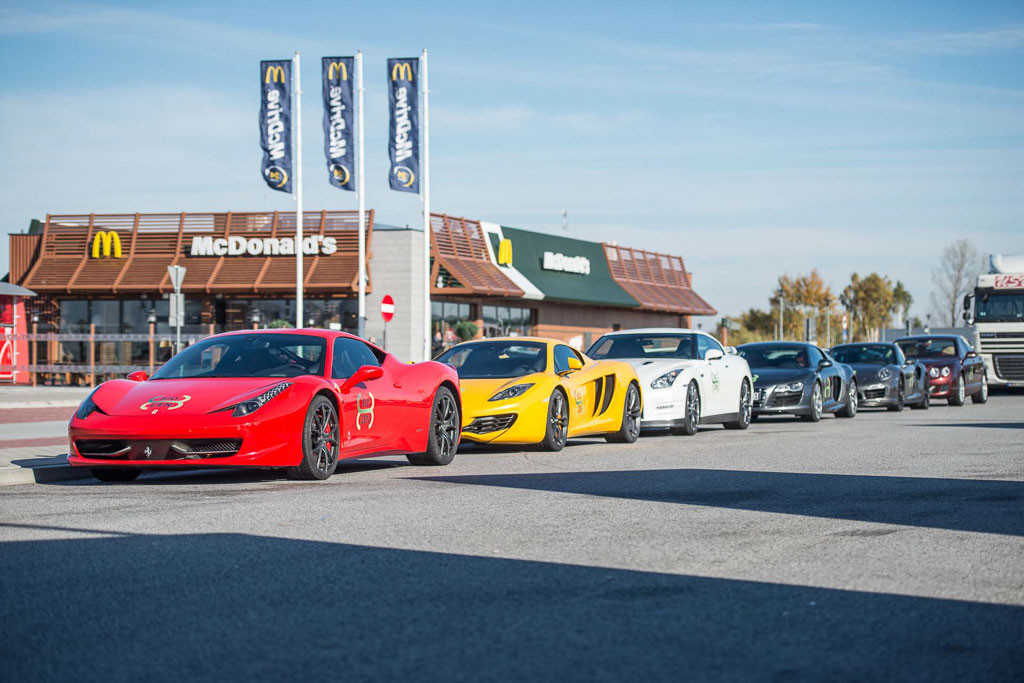 Supercar Day by SCC