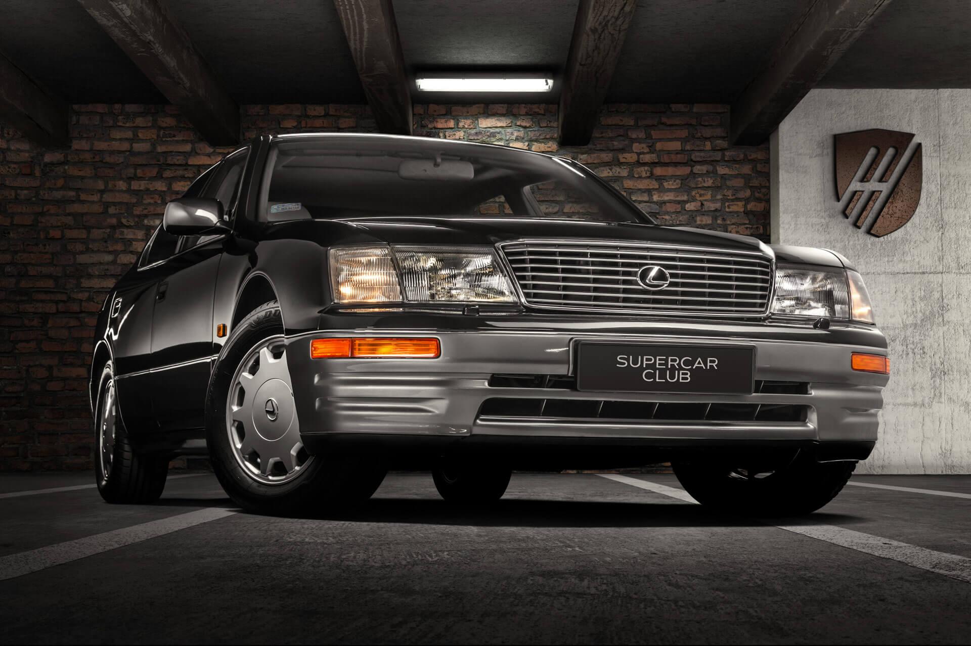 Lexus Ls400 Supercar Club Poland