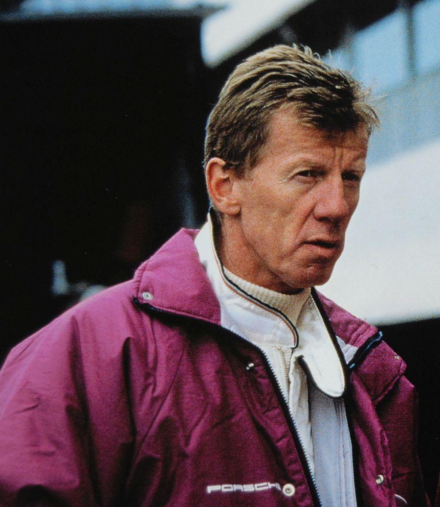 Walter Röhrl, dwukrotny Rajdowy Mistrz Świata